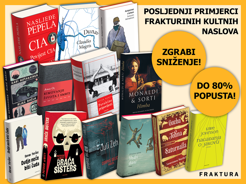 Fraktura, akcija od 15.02. do 15.03.2018. | Author: Fraktura