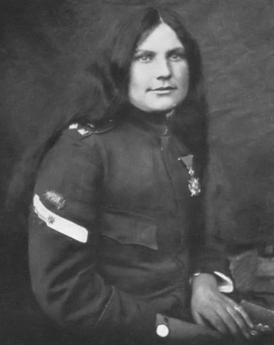 Milunka Savić, veteranka balkanskih i Prvog svjetskog rata | Author: public domain