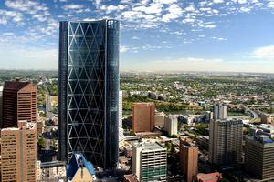 Calgary, Bow Tower