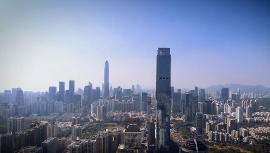 Shenzen | Author: YouTube screenshot