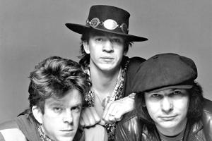 Stevie Ray Vaughan i Double Trouble