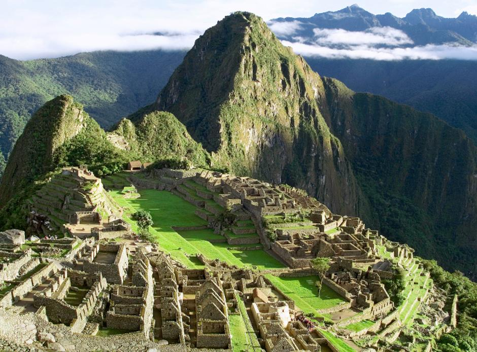 Machu Picchu | Author: Thinkstock