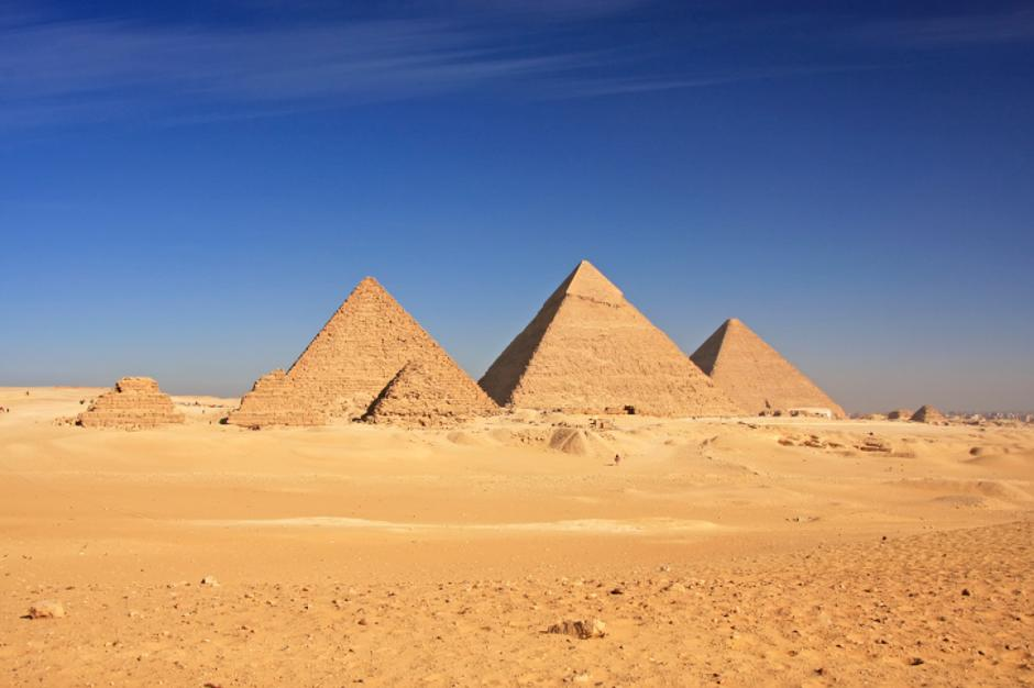 Piramide u Gizi | Author: Thinkstock