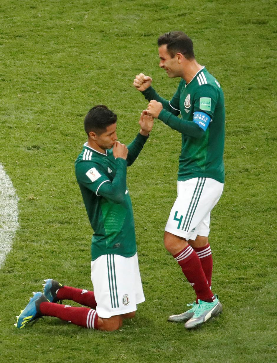 Rafael Marquez i Hugo Ayala | Author: CHRISTIAN HARTMANN/REUTERS/PIXSELL