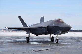 F-35A letjelica