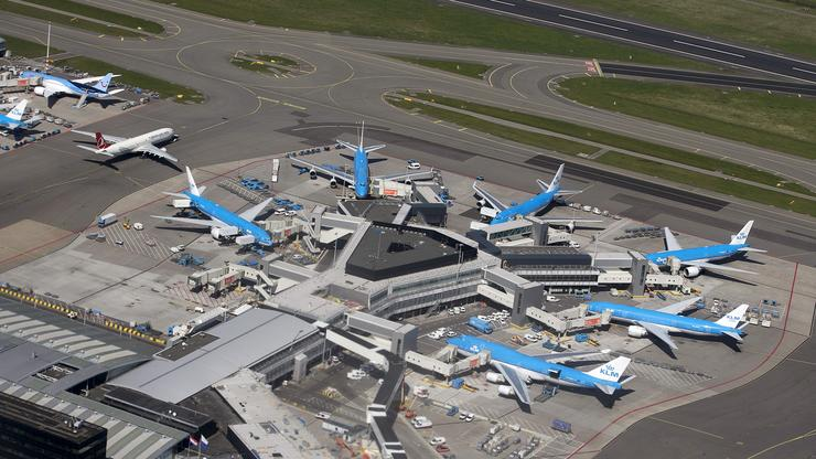 Airbusevi KLM-a