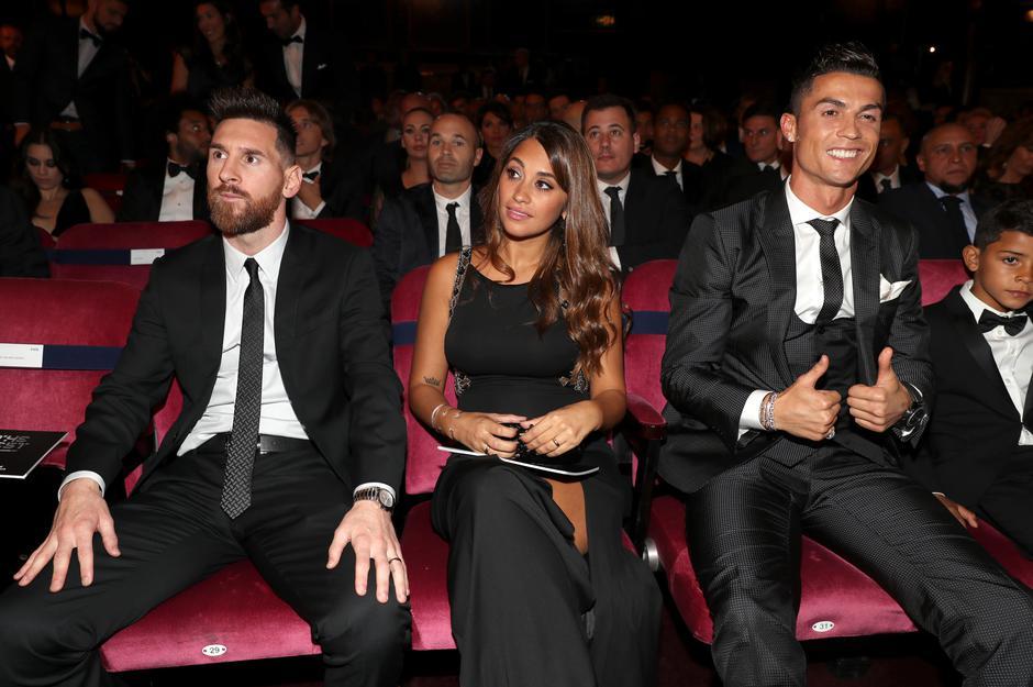 Lionel Messi, Cristiano Ronaldo | Author: Adam Davy/Press Association/PIXSELL