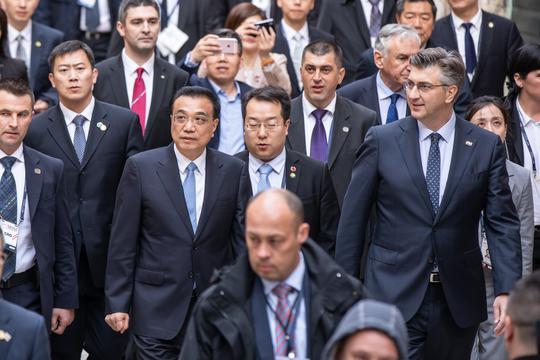 Kineska delegacija u Dubrovniku