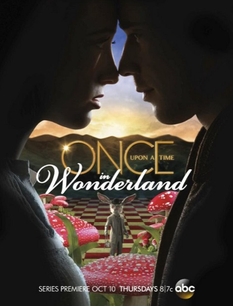 Once Upon a Time in Wonderland | Author: ABC