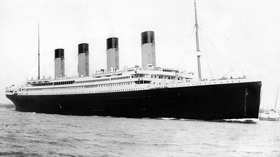 Titanic | Author: Wikimedia Commons