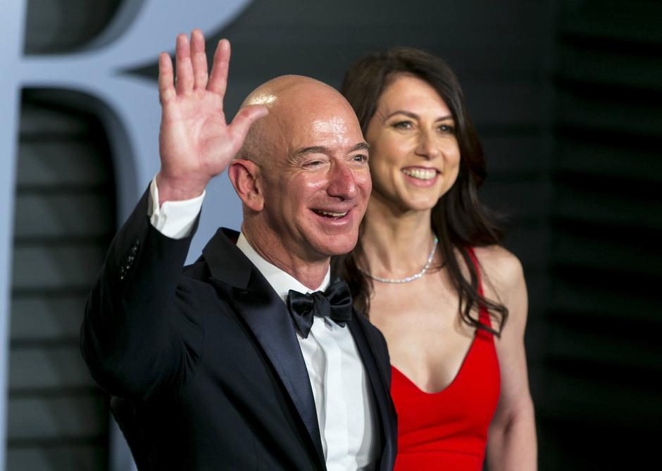 Jeff Bezos, osnivač Amazona | Author: Hubert Boesl/DPA/PIXSELL