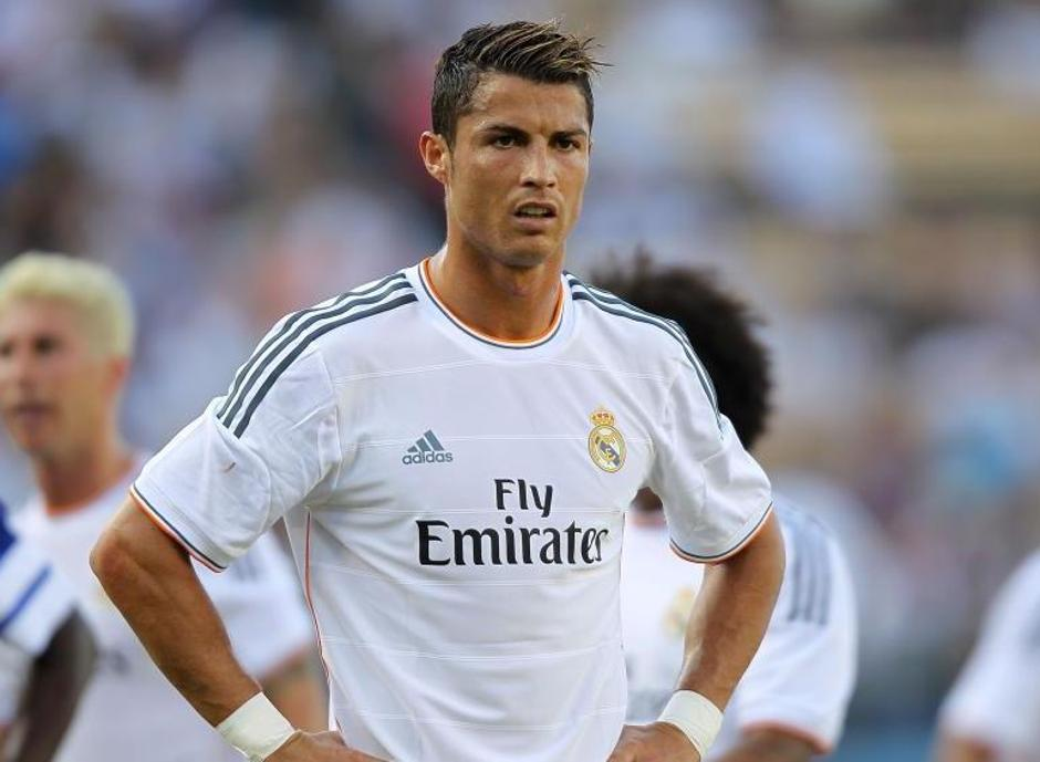Christiano Ronaldo | Author: Barrington Coombs/Press Association/PIXSELL