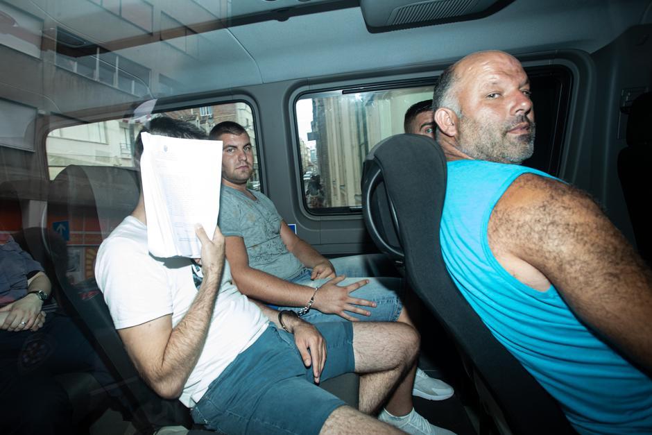 Uhićeni u akciji Tebra | Author: Davor Puklavec (PIXSELL)