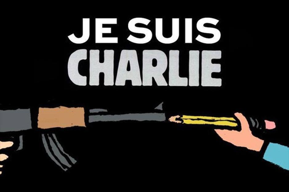 Je suis Charlie | Author: Joachim Roncin