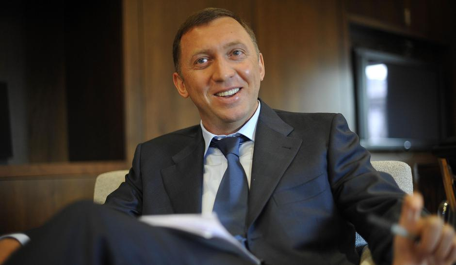 Oleg Deripaska | Author: News Syndication/PIXSELL