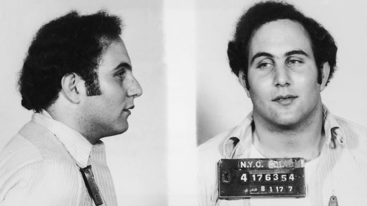 "David Berkowitz ""Son of Sam"""