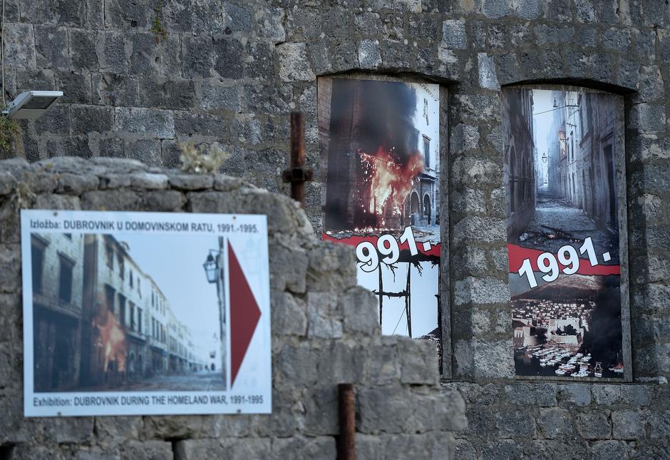 Izložba Dubrovnik u Domovinskom ratu | Author: Marko Lukunić (PIXSELL)