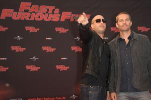 Vin Diesel i Paul Walker