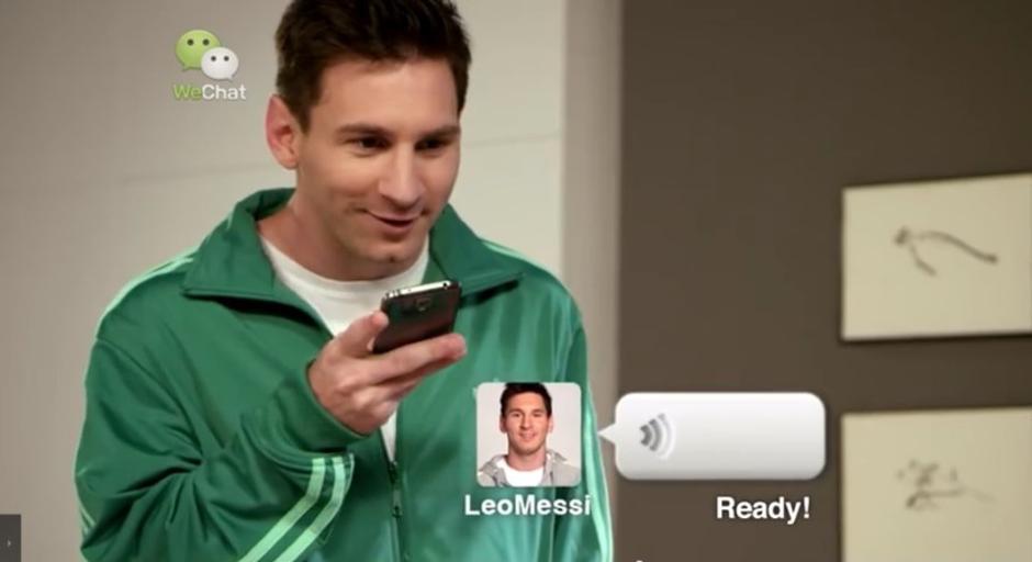 Lionel Messi | Author: Screenshot