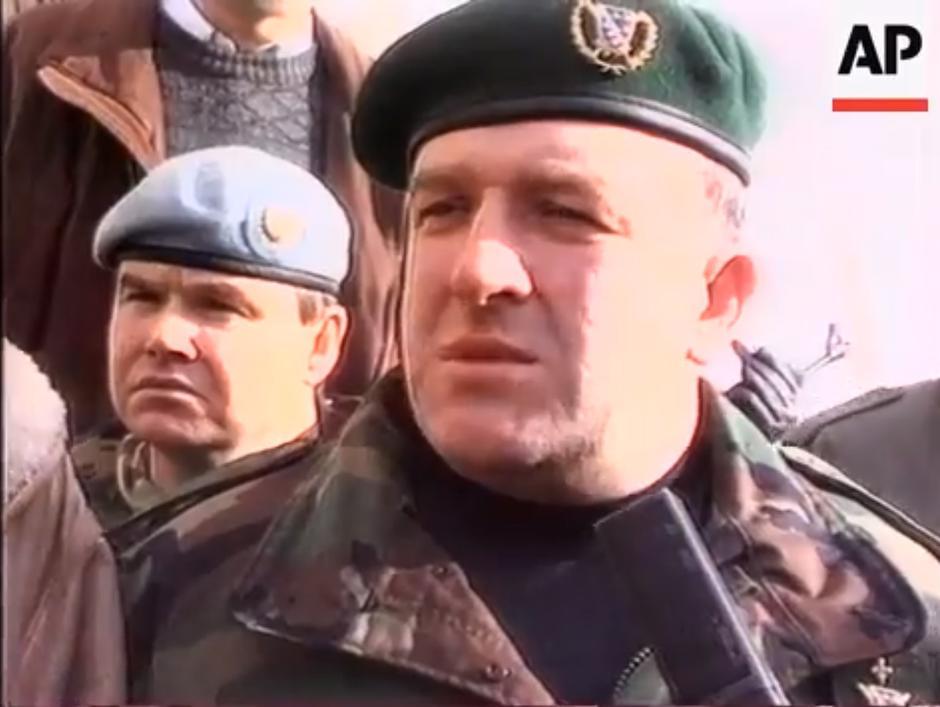 Atif Dudaković | Author: Screenshot