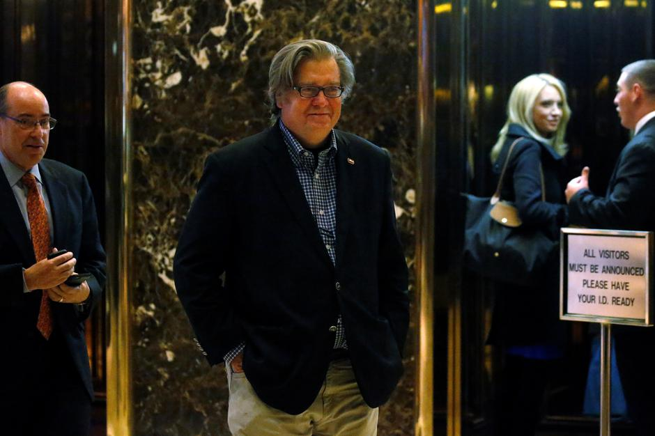 Stephen Bannon | Author: REUTERS