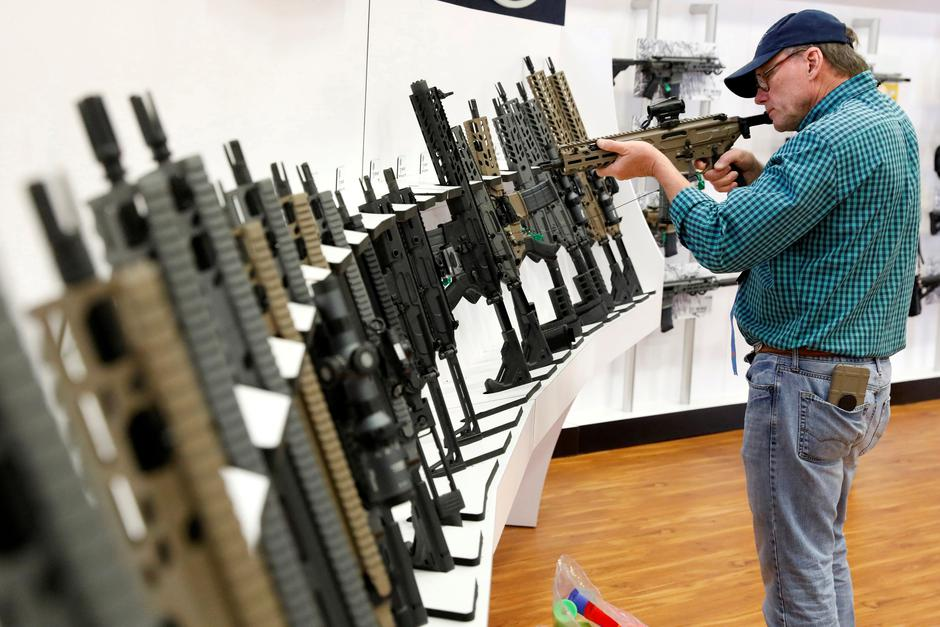 NRA - konvencija National Riffle Association | Author: LUCAS JACKSON/REUTERS/PIXSELL