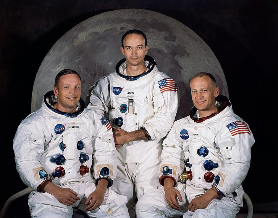 Misija Apollo 11 | Author: Wikipedia