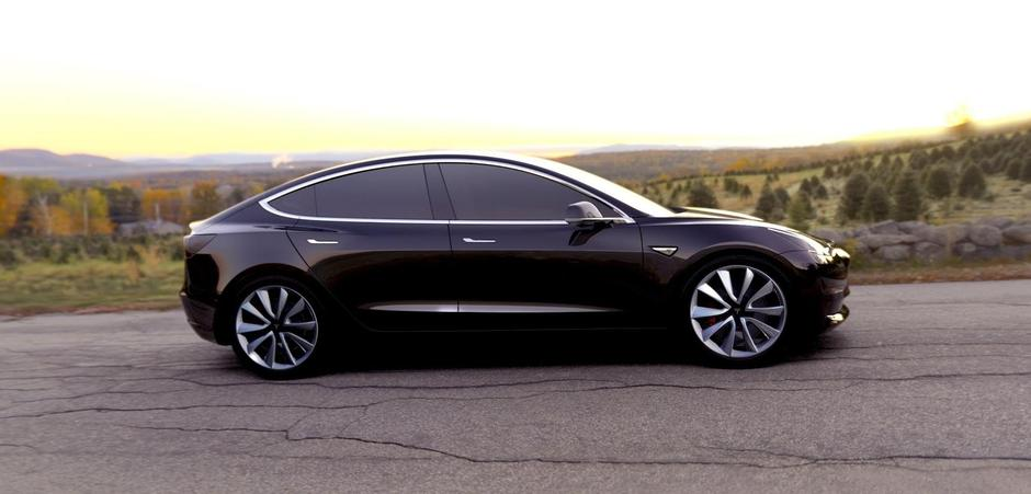 Tesla Motors Model 3 | Author: Reuters/Pixsell