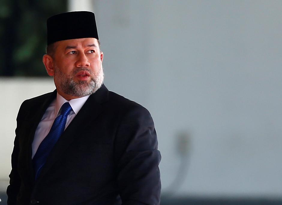 Malezijski kralj Mohamed V | Author: EDGAR SU/REUTERS/PIXSELL