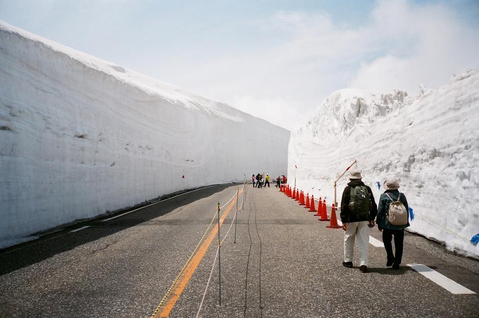 Planina Tateyama | Author: Flickr