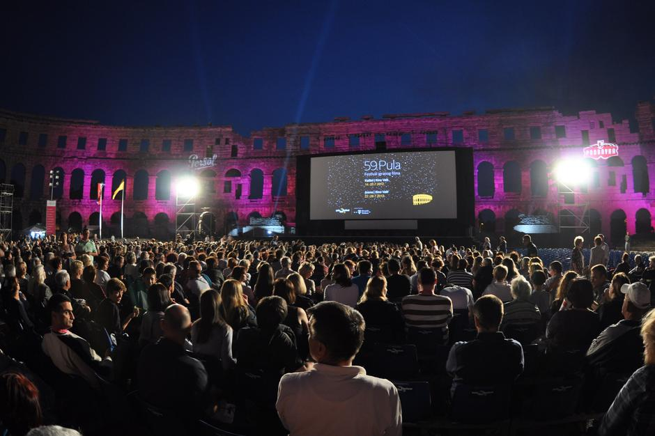 Pula film festival | Author: Dusko Marusic (PIXSELL)