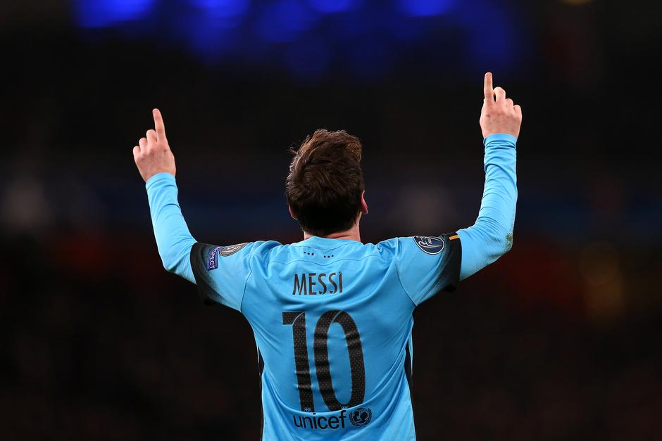 Lionel Messi | Author: Press Association/PIXSELL