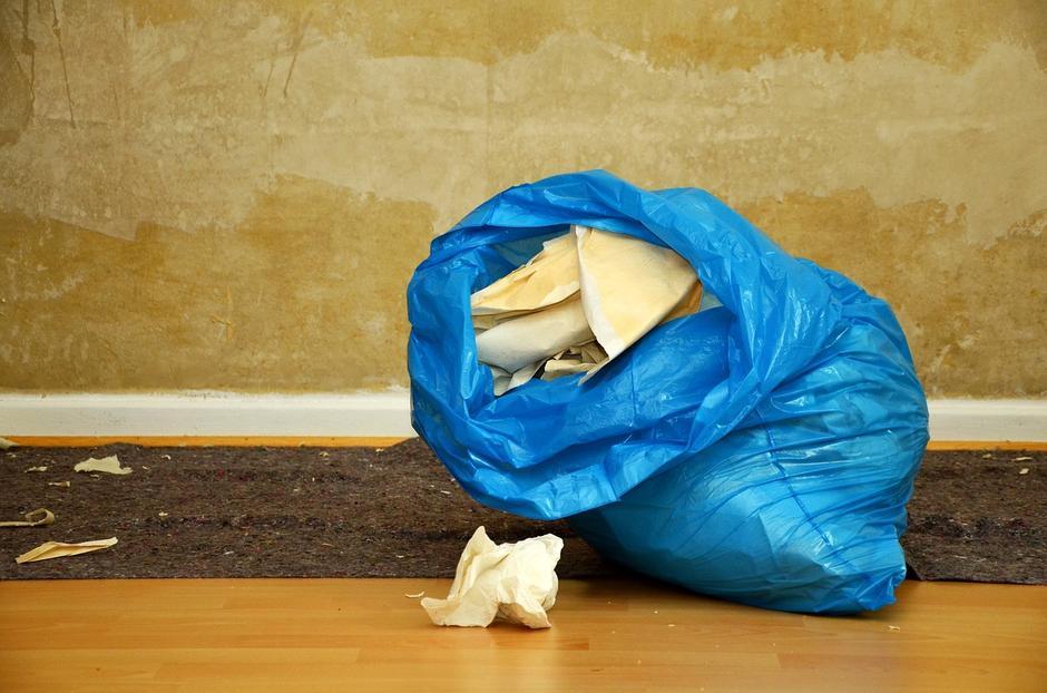 Vreća za smeće   Author: Pixabay
