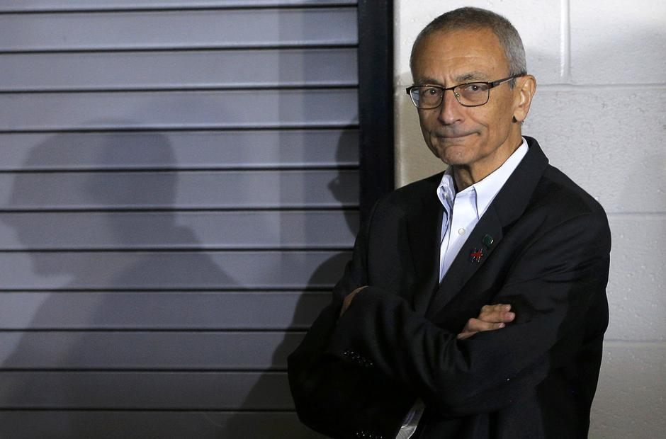 John Podesta | Author: BRIAN SNYDER/REUTERS/PIXSELL