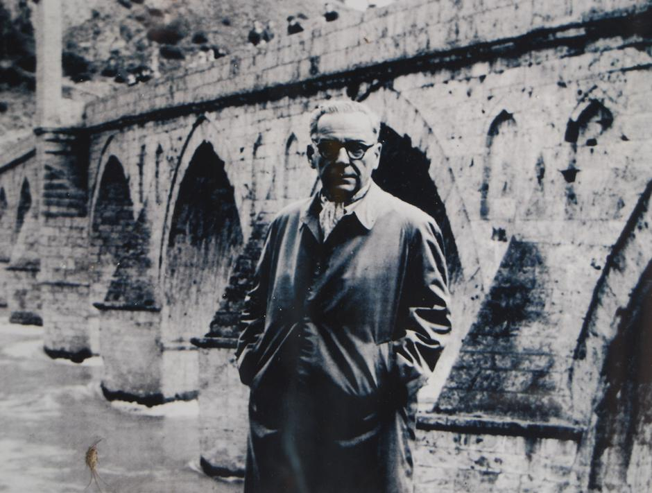 Ivo Andrić | Author: Brenda Annerl/ Flickr/ CC BY 2.0