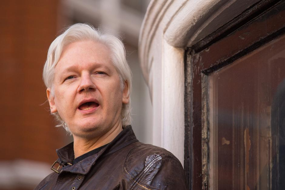 Julian Assange | Author: Dominic Lipinski/Press Association/PIXSELL