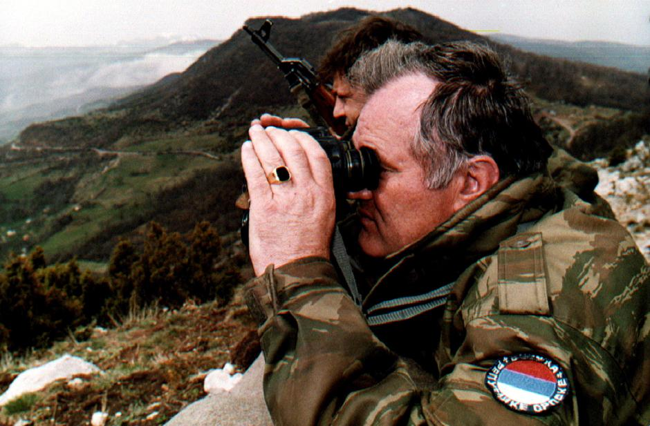 Ratko Mladić | Author: REUTERS/Stringer/File Photo