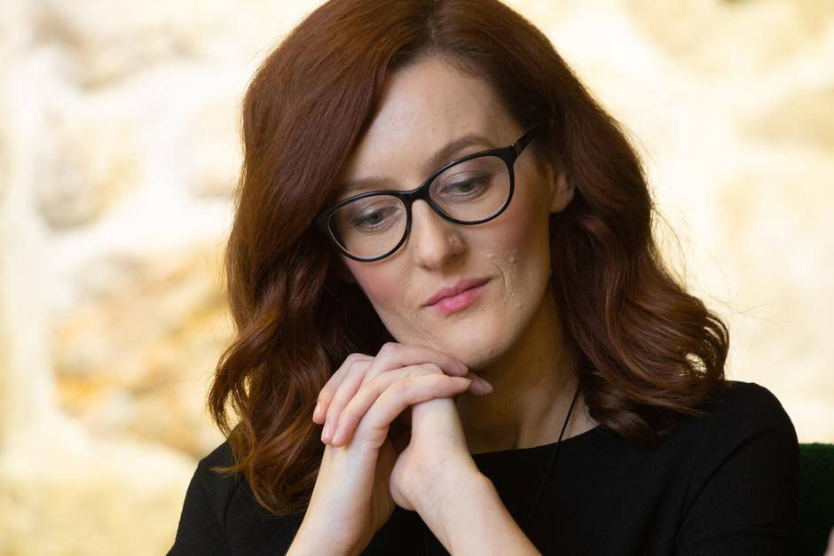 Martina Mlinarević | Author: Grgo Jelavić/PIXSELL