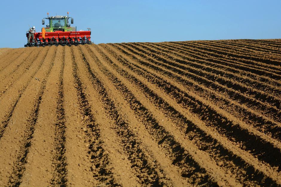 Zemljoradnici i rančeri