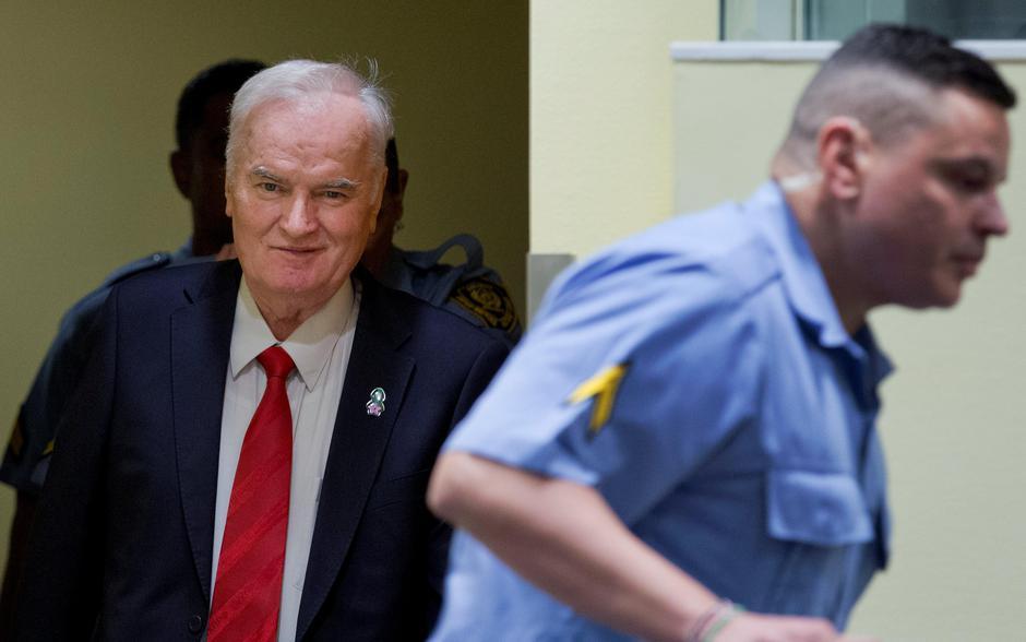 Ratko Mladić | Author: REUTERS