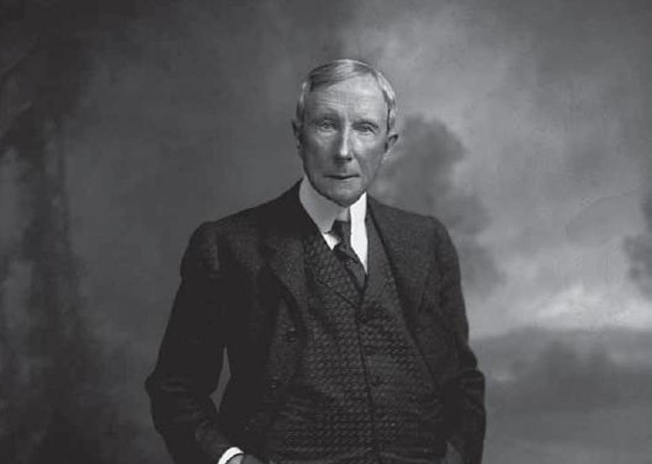 John D. Rockefeller | Author: Wikipedia