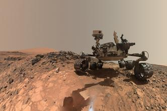 "NASA-in rover na Marsu ""Curiosity"""
