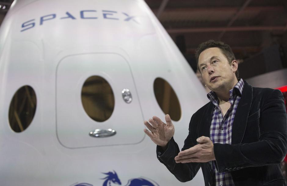 Elon Musk | Author: REUTERS