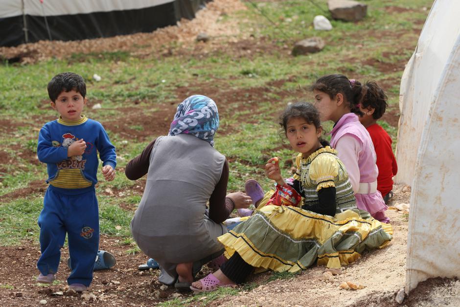Izbjeglički kampovi | Author: DPA/PIXSELL