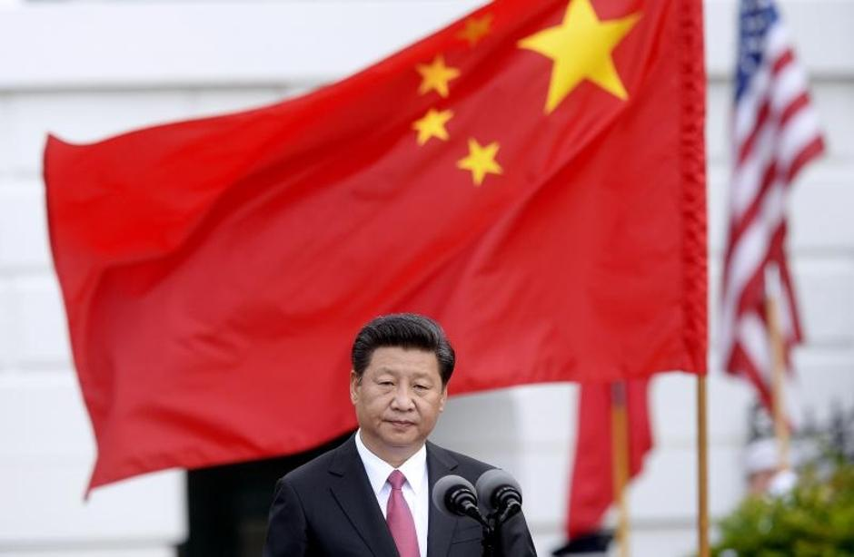 Xi Jinping | Author: Douliery Olivier/Press Association/PIXSELL