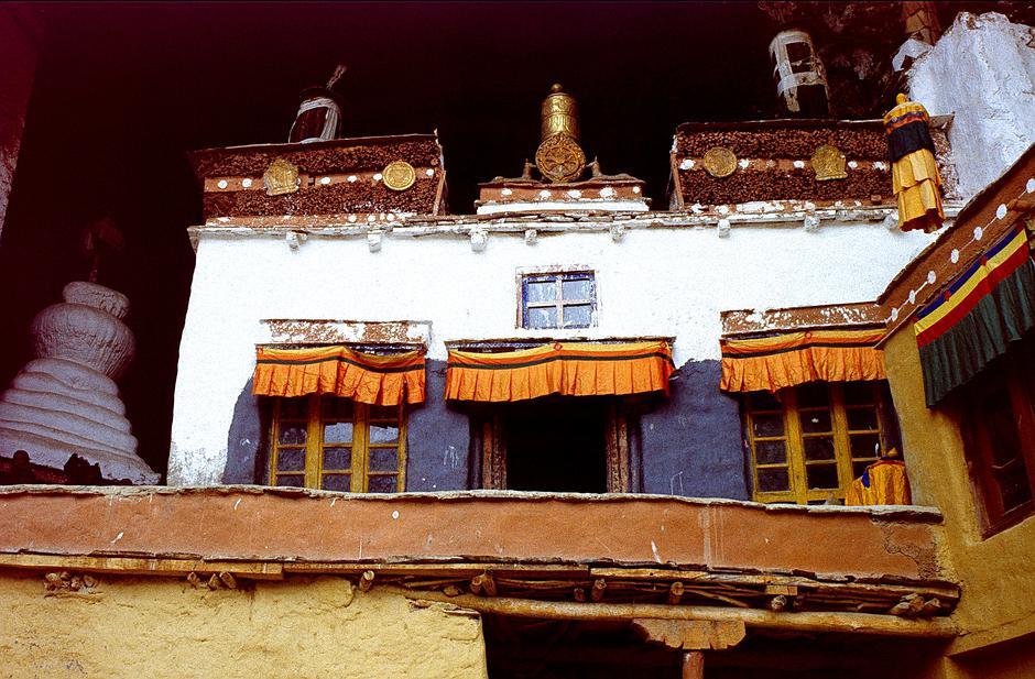 Izolirani samostan Phugtal u Indiji | Author: Wikimedia Commons