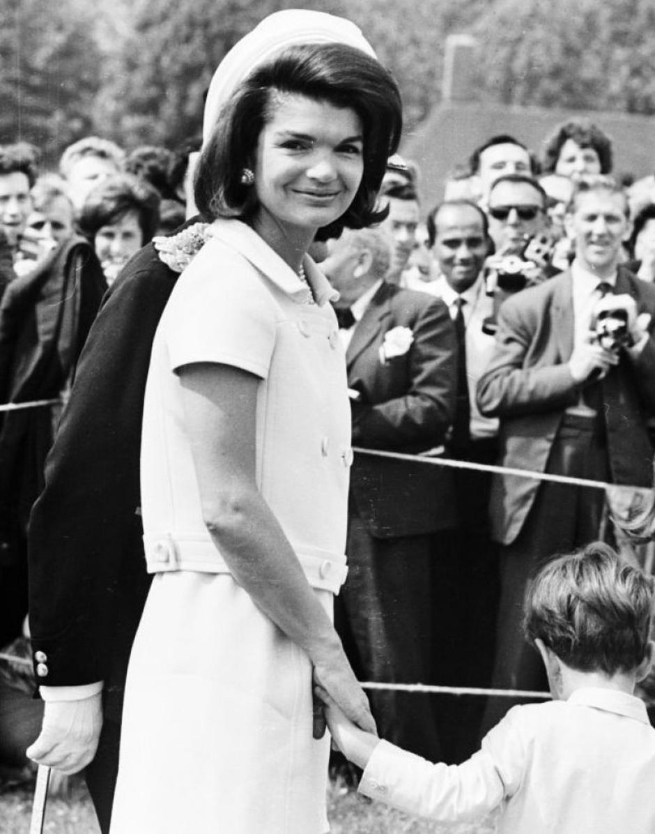 Jackie Kennedy | Author: Wikipedia