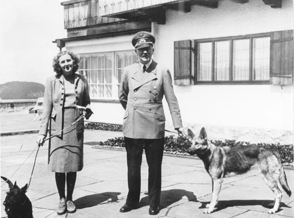 Eva Braun i Hitler | Author: Wikipedia