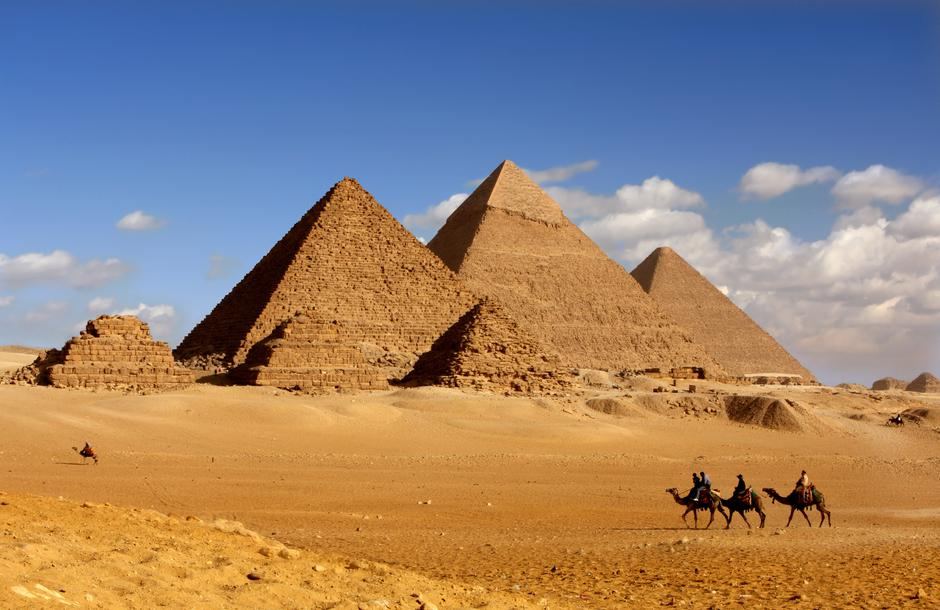 Piramide u Egiptu | Author: Thinkstock