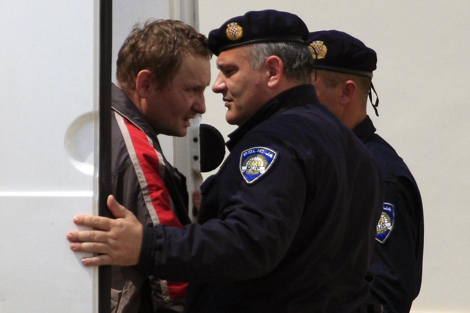 Franc Kos uhićen u Hrvatskoj | Author: Davor Javorović/ PIXSELL